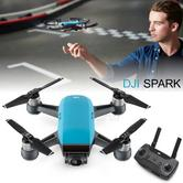 DJI Spark Quadcopter Mini Fly Camera Drone|Smart Fly|12 MP HD 1080p|CP.PT.000748|Sky Blue