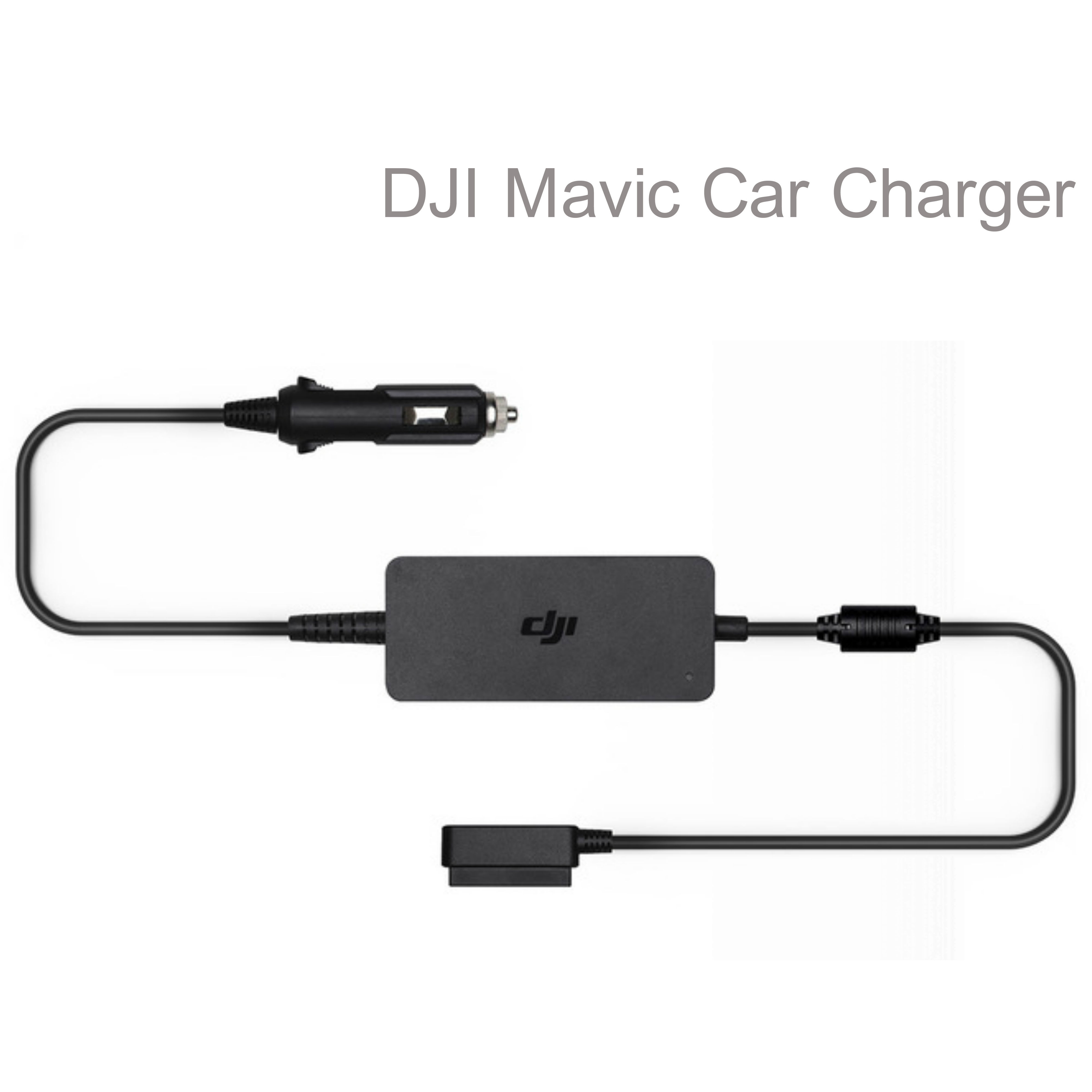 DJI CP.PT.000562|Mavic Pro Car Charger|Charge In 54-Minute|Low Voltage Protection