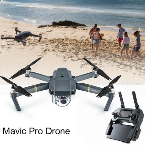 DJI Mavic Pro Drone New|4K Camera|12MP|HD 1080p|5 Vision Sensor|3-axis Gimbal|Compact & Powerful Thumbnail 1
