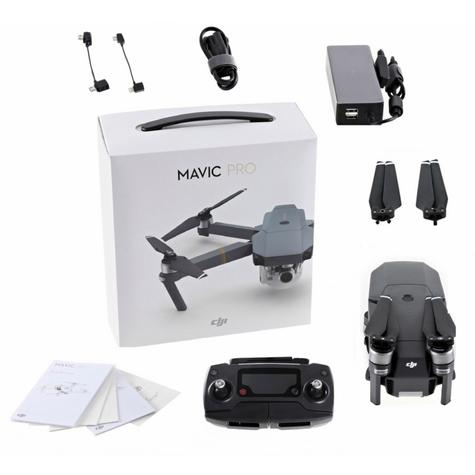 DJI Mavic Pro Drone New|4K Camera|12MP|HD 1080p|5 Vision Sensor|3-axis Gimbal|Compact & Powerful Thumbnail 6