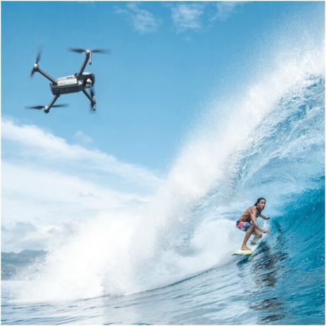 DJI Mavic Pro Drone New|4K Camera|12MP|HD 1080p|5 Vision Sensor|3-axis Gimbal|Compact & Powerful Thumbnail 7