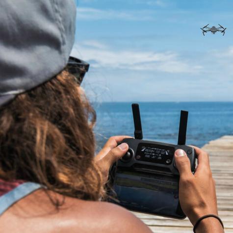 DJI Mavic Pro Drone New|4K Camera|12MP|HD 1080p|5 Vision Sensor|3-axis Gimbal|Compact & Powerful Thumbnail 8
