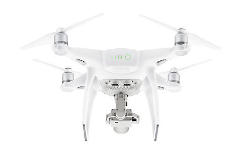 DJI Phantom 4 Advanced+ Drone|HD Video Transmission|5 Vision Sensor|CP.PT.000697 Thumbnail 6