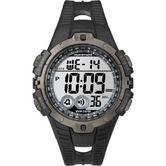 Timex T5K802 Men's Marathon Full-Size Watch|Digital|Water Resistance|Black/Grey|