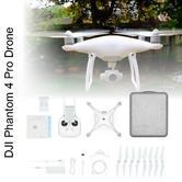 "DJI Phantom 4 Pro Drone 1"" 20MP Exmor R CMOS Sensor 4K 60fps Camera CP.PT.000487"