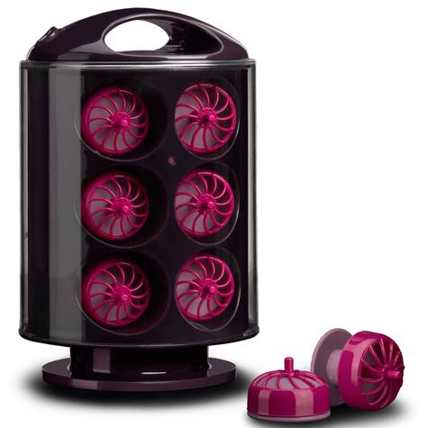 BaByliss 3663U Curling Hair Style Rollers|Ulra Fast Heat Up|18 Large Curl Pods Thumbnail 2