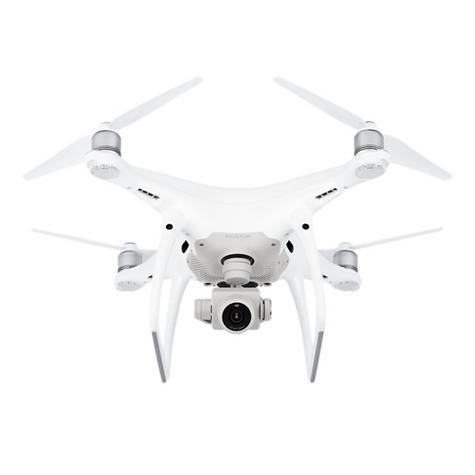 DJI Phantom 4 PRO Plus Quadcopter Drone|20MP|4K 60fps Camera|CP.PT.000548|White Thumbnail 3