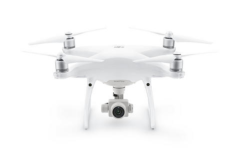 DJI Phantom 4 PRO Plus Quadcopter Drone|20MP|4K 60fps Camera|CP.PT.000548|White Thumbnail 2