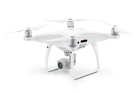 DJI Phantom 4 PRO Plus Quadcopter Drone|20MP|4K 60fps Camera|CP.PT.000548|White Thumbnail 7