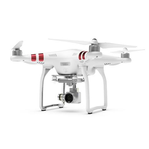 DJI Phantom 3 Standard Drone|12 MP 2.7K HD Video Camera|GPS Sender|CP.PT.000167 Thumbnail 2
