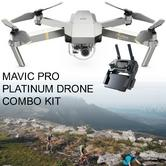 New DJI Mavic Pro Platinum Drone Combo Kit|4K Camera|12MP|1080p HD|5 Vision Sensor|3-axis Gimbal|Compact & Powerful