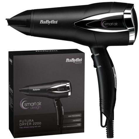 Babyliss 5361U Futura Hair Dryer|3 Heat & 2 Speed Setting|1700W|Frizz Control| Thumbnail 1