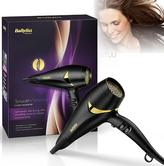 Babyliss 5564U Smooth Vibrancy Hair Dryer|2100W|Lightweight|Slim Nozzle|Black