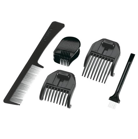 Babyliss New 7040CU Men's Nose/Ear/Eyebrow Trimmer|Battery Operated|6 In 1 Kit| Thumbnail 3