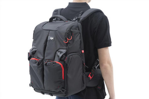 DJI Phantom Backpack|Drone & Accessories Carry Case|Water Resistant-CP.QT.000695 Thumbnail 2