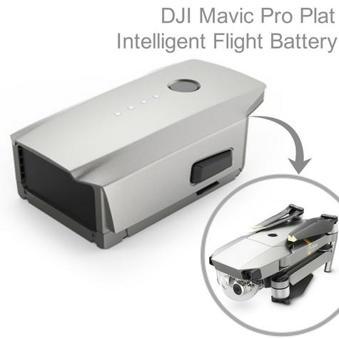 DJI Mavic Pro Platinum Drone Intelligent Flight Battery|3830 mAh|CP.PT.00073.01 Thumbnail 1