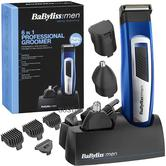 Babyliss 7057CU|Men's 6 In 1 Titanium Grooming Kit|Nose & Ear Trimmer Kit Set|