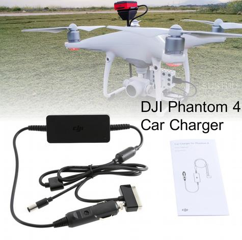 DJI Phantom 4 Drone 90W Car Charger|Overheat Proctector|Fast Charge|CP.PT.000377 Thumbnail 1