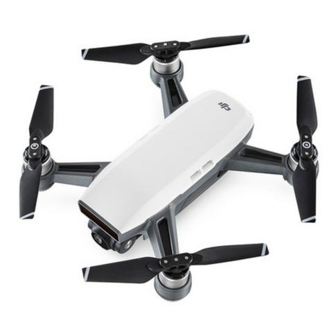 DJI SPARK Fly More Camera Drone Combo Kit|12MP|HD 1080p|CP.PT.000904|Alpine White Thumbnail 2