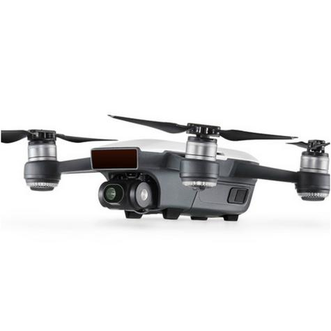 DJI SPARK Fly More Camera Drone Combo Kit|12MP|HD 1080p|CP.PT.000904|Alpine White Thumbnail 5