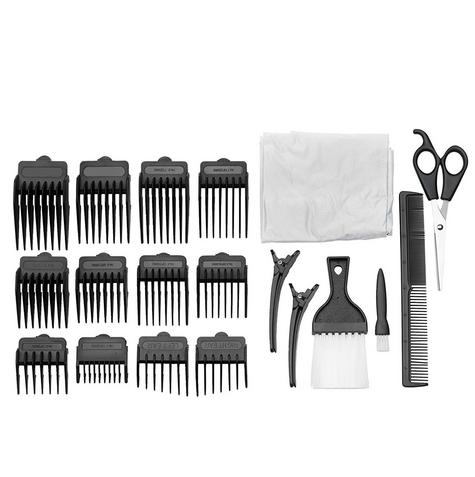 Babyliss 7432U Men's 22 Piece Precision Hair Clipper Kit Set | Mains Operated | NEW Thumbnail 3