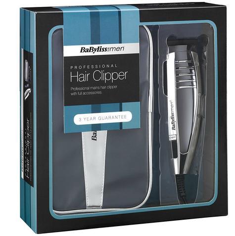 Babyliss New 7448BGU Men's Hair Clipper Gift Set|Mains Operated|6 Comb Guide| Thumbnail 6