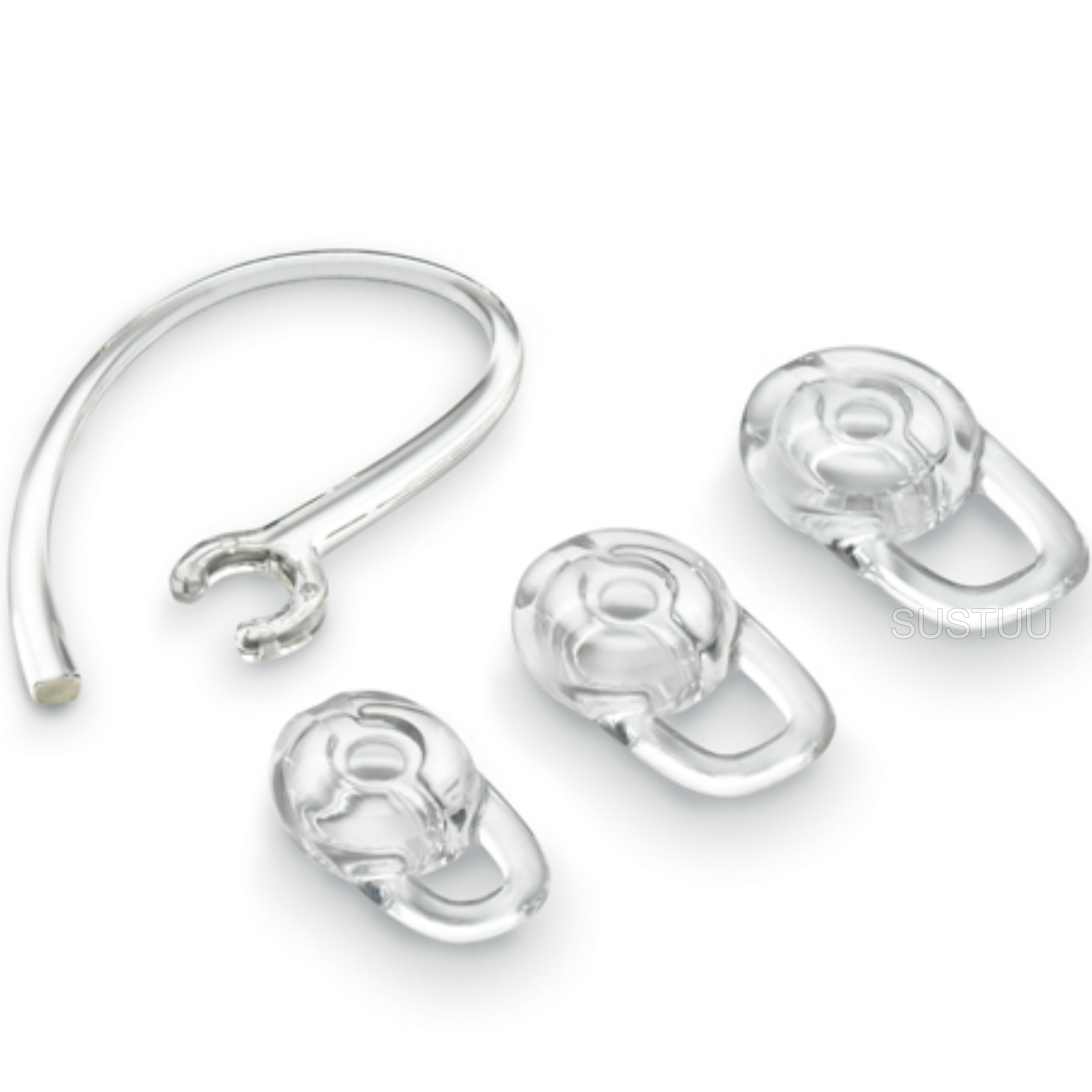 Plantronics Spare Gel Earloop/ Bud Kit | Size: S/ M/ L | For 925 975 M100 MX100 M25 M55BT Headset
