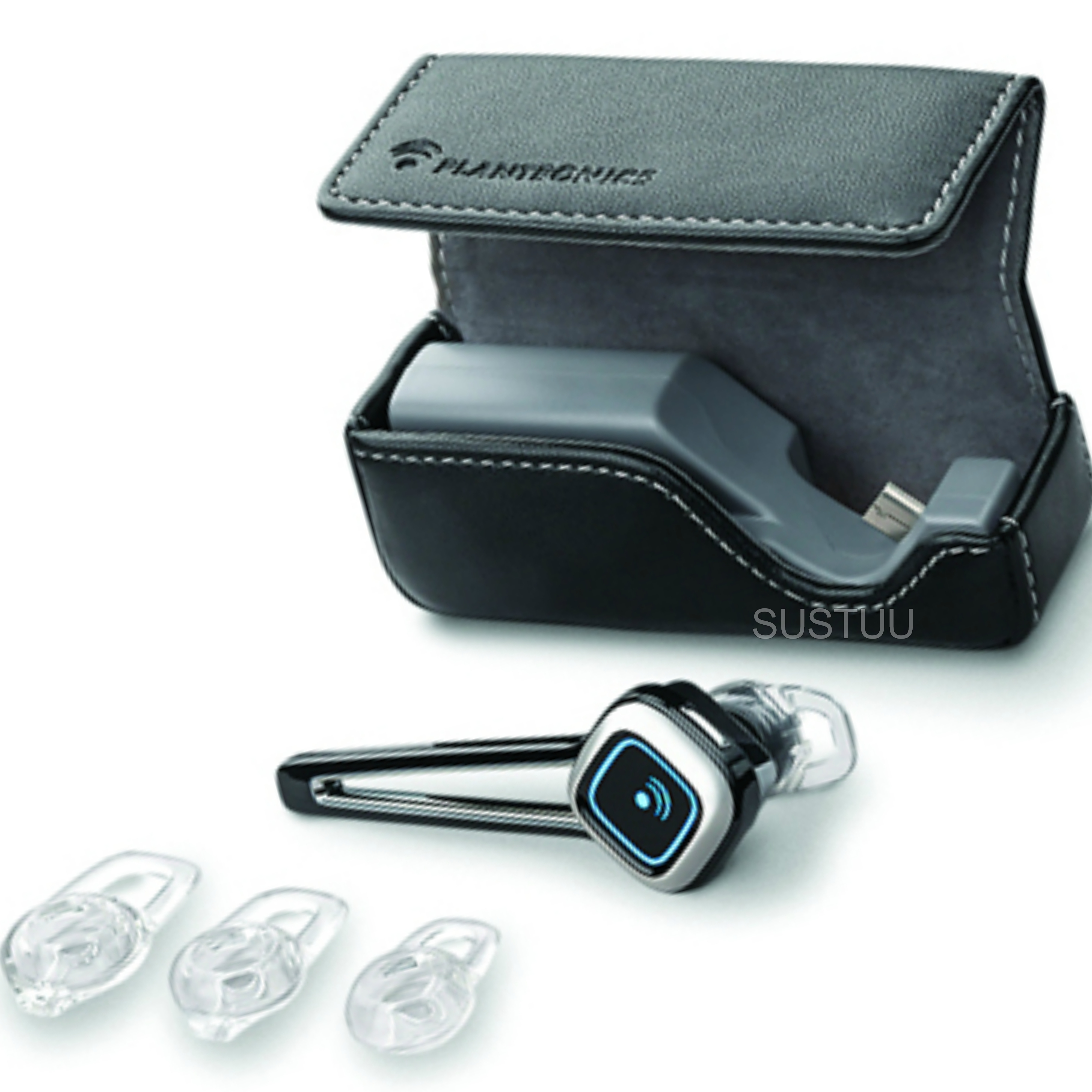 Plantronics Replacement Spare Ear Tip/Plug Kit | Discovery 925 975 Headsets | 38480-01