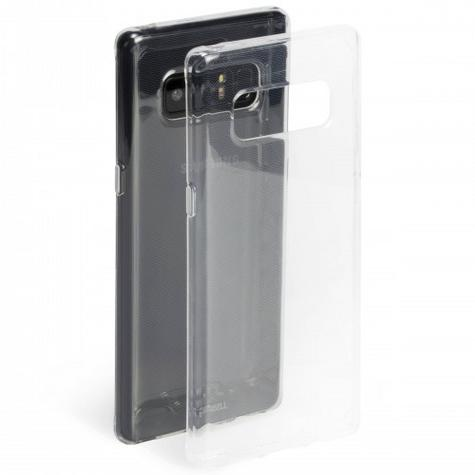 Krusell Bovik Transparent Back Cover | Protective Clear Case | Samsung Galaxy Note 8 Thumbnail 2