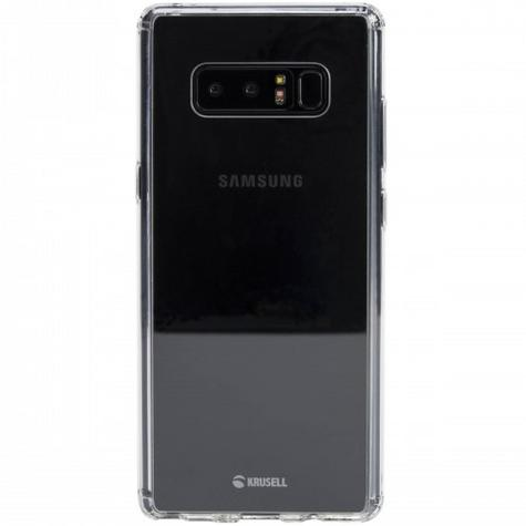 Krusell Kivik Transparent Back Cover | Protective Clear Case | Samsung Galaxy Note 8 Thumbnail 3