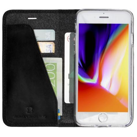 Krusell Sunne Flip Case + 4 Card Protective Cover | Stand function + Bill Pocket | For iPhone 8 Thumbnail 4