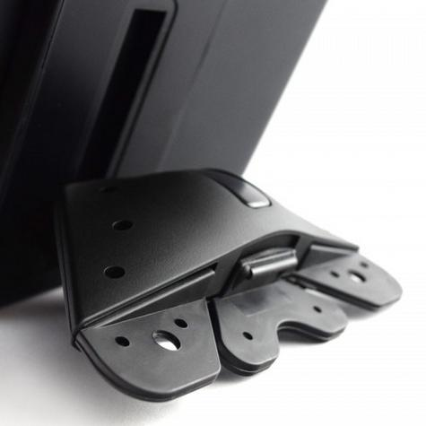 Universal CD Mount | Spring Holder/Cradle | 14.5-19.5 cm Devices | Tablets Large Phones Thumbnail 4