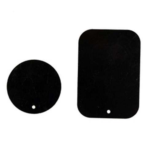 Spare Replacement Adhesive Magnetic Plates | For Mobile Phone-GPS / SatNav | BRKSMP Thumbnail 1