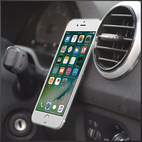 Spare Replacement Adhesive Magnetic Plates | For Mobile Phone-GPS / SatNav | BRKSMP Thumbnail 2
