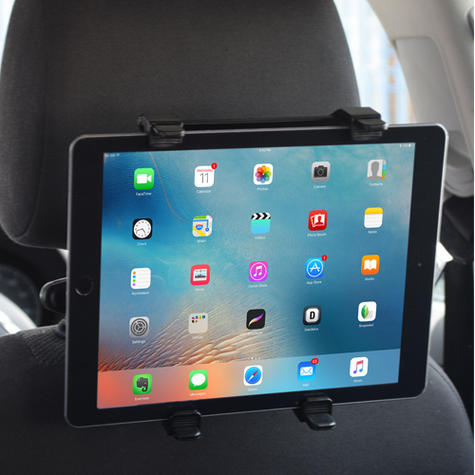 Universal in Car holder | Window & Headrest Mounting | Devices upto 250 mm | Tablets | New Thumbnail 3