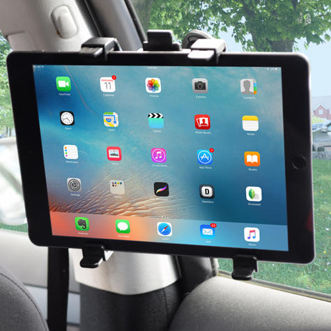 Universal in Car holder | Window & Headrest Mounting | Devices upto 250 mm | Tablets | New Thumbnail 4