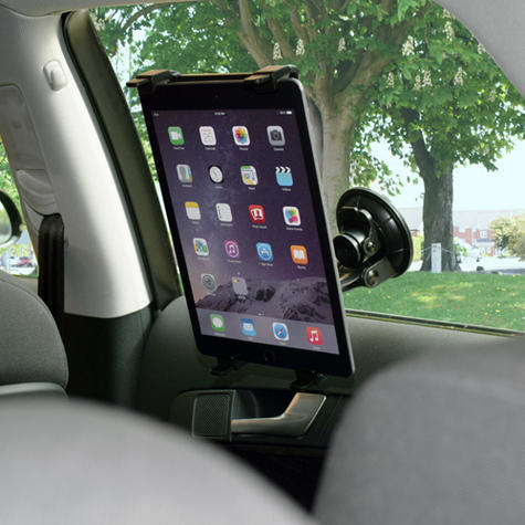 Universal in Car holder | Window & Headrest Mounting | Devices upto 250 mm | Tablets | New Thumbnail 8