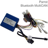 Parrot Bluetooth MultiCAN Steering Wheel Interface | For Car Receiver/Handsfree Kit