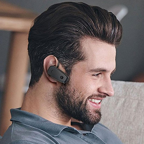 Motorola Wireless Ear-Hook Bluetooth Headset/ Handsfree | Smartphones & Tablet | HK115 Thumbnail 5