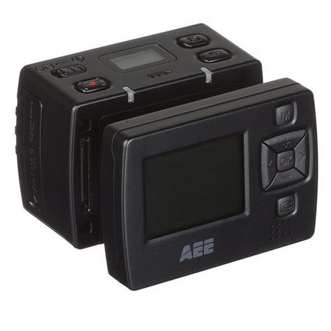 Kitvision Edge HD10 Action Camera with Mounting   Built-in Microphone   1080p Video Thumbnail 3