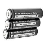 Ni-MH Replacement Rechargeable Battery*3 | For Cobra PMR845 Walkie Talkie Radio | 850mAh
