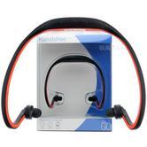 Plug N Go Bluetooth Headset / Handsfree | Neckband Headphone / Earphone + Mic & Remote