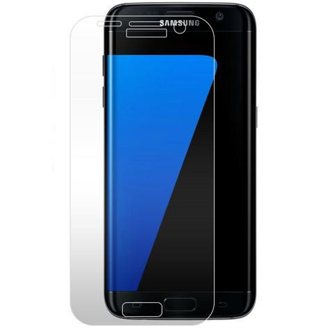 Clear Tempered Glass Screen Protector | Hard Tough Film Guard | Samsung Galaxy S7 | New Thumbnail 2