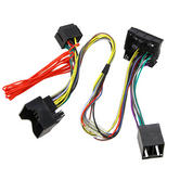 Autoleads SOT Lead | ISO Mute Adapter Harness Wiring Cable | For VW-Mercedes-BMW Car