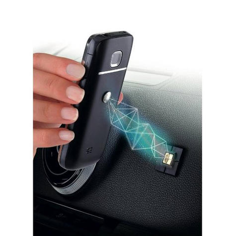 Tetrax Fix Magnetic Car Dash Holder | Universal Mobile Mount | For iPhone-GPS/SatNav Thumbnail 2