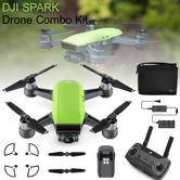 DJI SPARK Fly More Camera Drone Combo Kit|12MP|HD 1080p|CP.PT.000908|Meadow Green