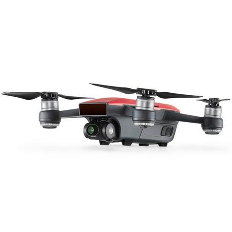 DJI SPARK Fly More Camera Drone Combo Kit UK|12MP|HD 1080p|CP.PT.000906|Lava Red Thumbnail 5