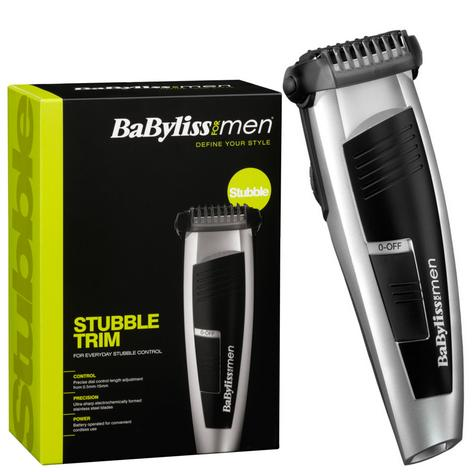 Babyliss New 7848U Men's Stubble Control Cordless Hair Trimmer|Battery Operated| Thumbnail 1