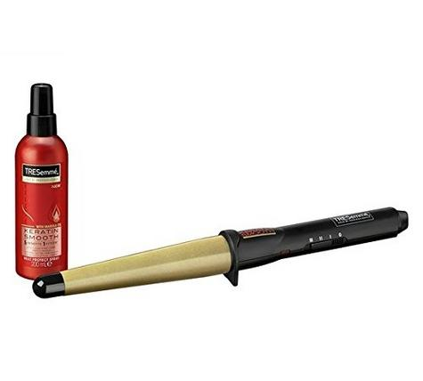 TRESemme 2804CU Keratin Smooth Salon Shine Waves Styling Wand|3 Heat Settings| Thumbnail 4