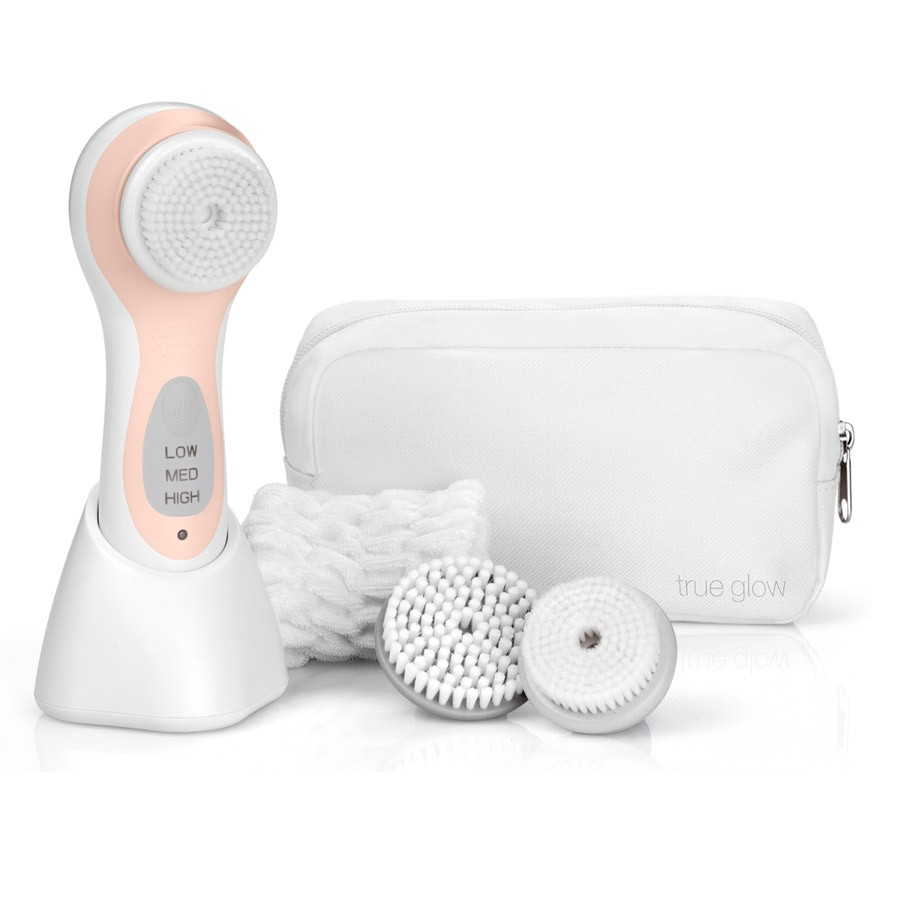 BaByliss Skincare Cleansing System | True Glow Sonic Face Brush | Cordless | 9950U | NEW